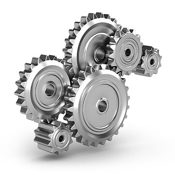 Mechanical Engineering Gears by Omar365