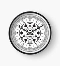 Ex Libris- Clock B Clock