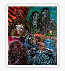 Creepshow  Sticker