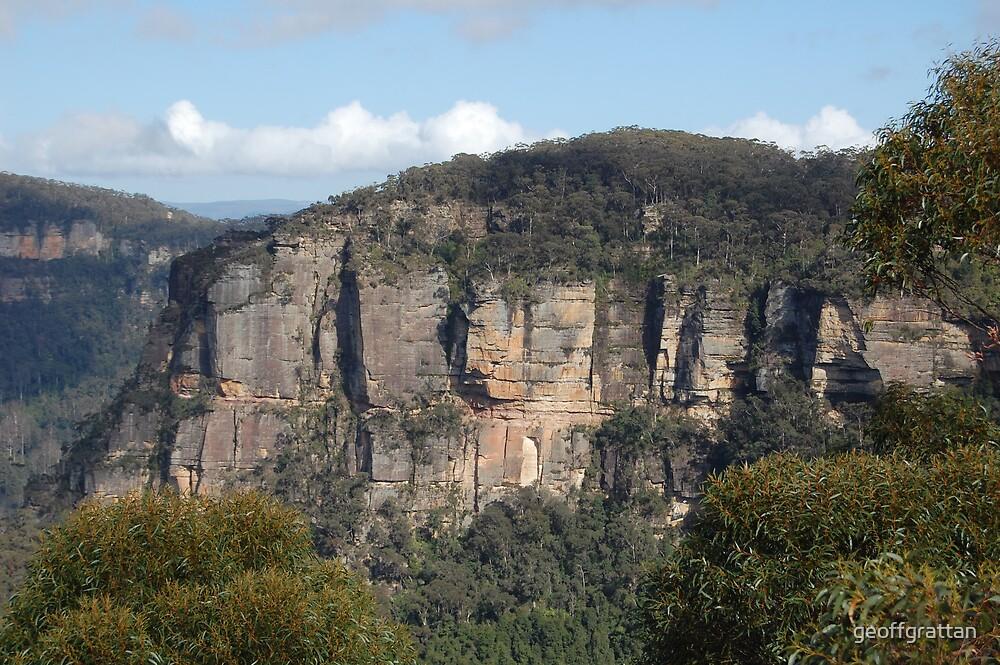 cliffs by geoffgrattan
