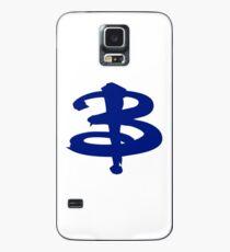 Buffy The Vampire Slayer 'B' v4.0 Case/Skin for Samsung Galaxy