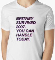 Britney survived 2007 T-Shirt