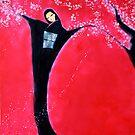 Cherry Blossoms in E major by Midori Furze
