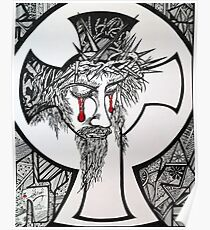 Jesus Christ-The Redeemer. Poster