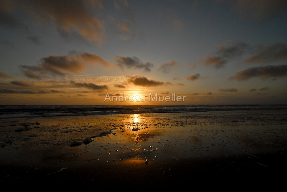 New Dawn Rising by Andreas Mueller