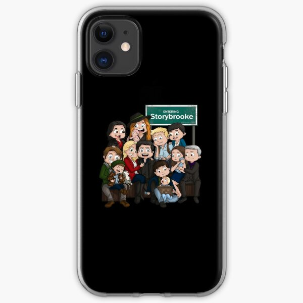 WE R FAMILY (B) iPhone Soft Case