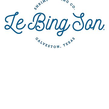 Le Bing Son shrimp fishing co. - Inspired by Springsteen's 'Galveston Bay' (unofficial) by MarkLenthall