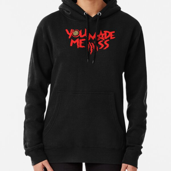 You Made Me Miss Pullover Hoodie