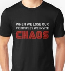 "Mr Robot® - ""Invite Chaos"" T-Shirt"