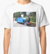 Blue Tank Engine No. 1245 (shot 01) Classic T-Shirt