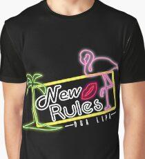 Neue Regeln - Dua Lipa Grafik T-Shirt