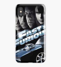 Fast & Furious iPhone Case/Skin