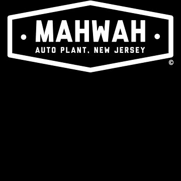 Mahwah Auto Plant - Inspired by Bruce Springsteen's 'Johnny 99' (unofficial) by MarkLenthall
