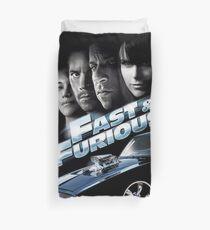 Fast & Furious Duvet Cover