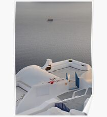 Oia Poster