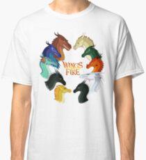 Flügel des Feuers - Alle zusammen Classic T-Shirt