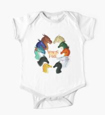 Wings of Fire - All Together One Piece - Short Sleeve