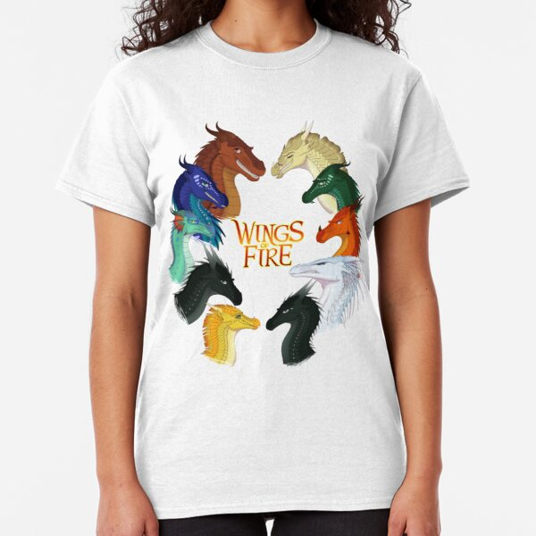 Wings of Fire - All Together Classic T-Shirt