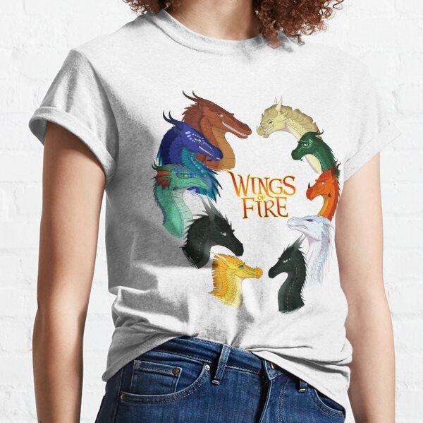 Ailes de feu - Tous ensemble T-shirt classique