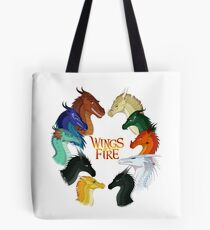Wings of Fire - All Together Tote Bag