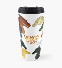 Wings of Fire - All Together Travel Mug