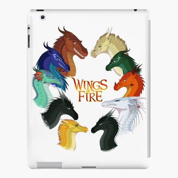 Wings of Fire - All Together iPad Snap Case
