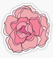 Little Pink Flower Sticker
