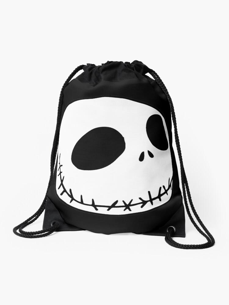 Jack Nightmare before Christmas Drawstring backpack