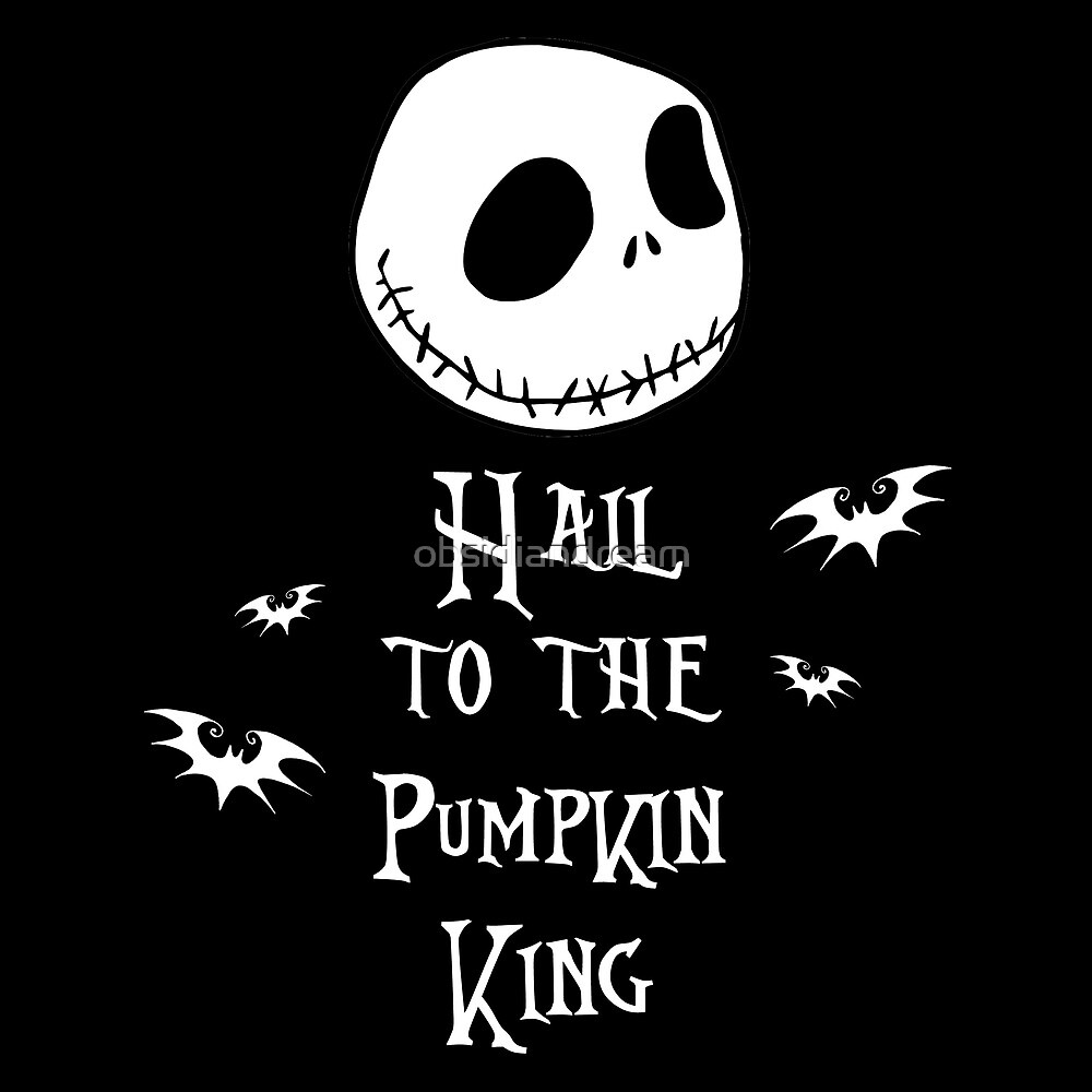 Nightmare Before Christmas - Hail to the Pumpkin King v3.0\
