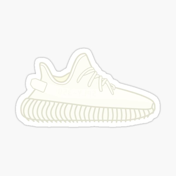 Yeezy Boost 350 V2 | Cream White Sticker
