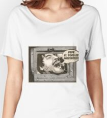 Pepe the Bull is Innocent Women's Relaxed Fit T-Shirt