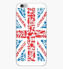 British and Proud iPhone Case
