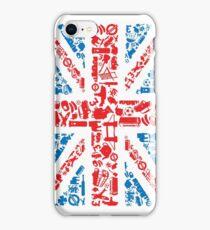 British and Proud iPhone Case/Skin