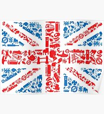 British and Proud Poster