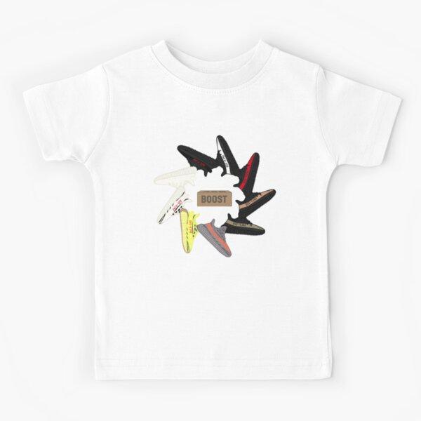 Yeezy Wheel T-shirt enfant