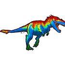 T-Rex! by Rose Gerard