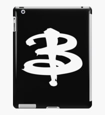 Buffy The Vampire Slayer 'B' v2.0 iPad Case/Skin