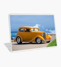 1933 Pontiac Deluxe 8 Touring Sedan IV Laptop Skin