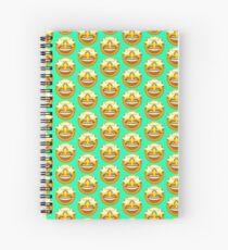 Starstruck Emoji Spiral Notebook