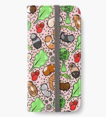 Guinea Pig Fooodd iPhone Wallet/Case/Skin