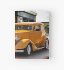 1933 Pontiac Deluxe 8 Touring Sedan II Hardcover Journal