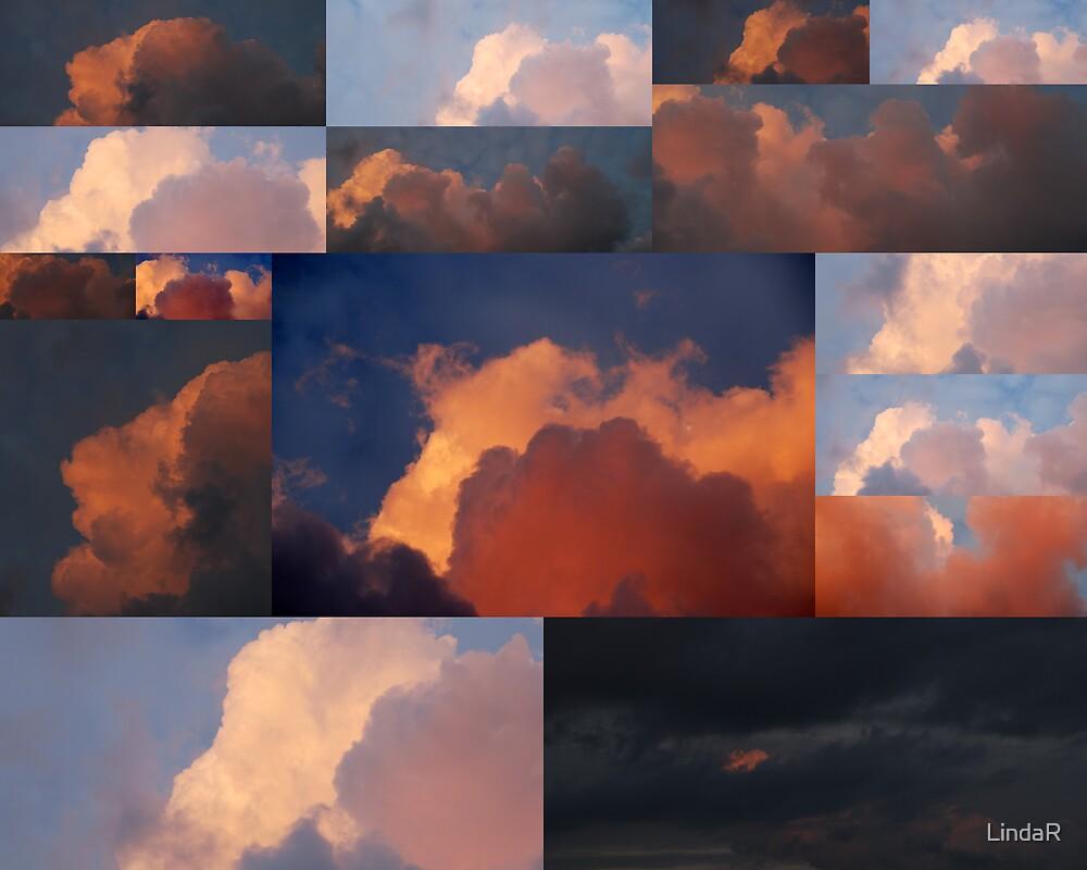 Painted Sky II... by LindaR