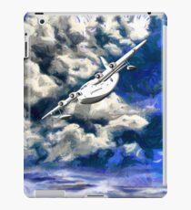 Short Sunderland Flying Boat WW2 iPad Case/Skin