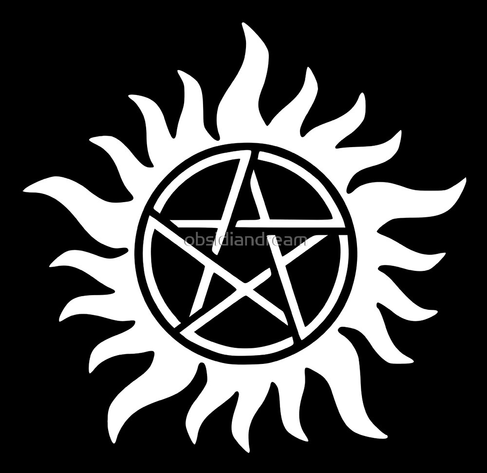 Supernatural Anti-Possession v3.0 by obsidiandream