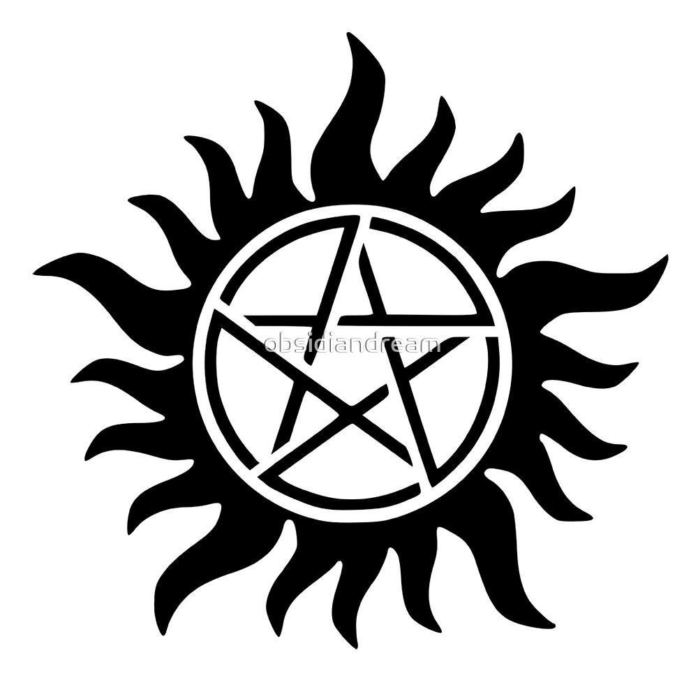 Supernatural Anti-Possession v2.0 by obsidiandream