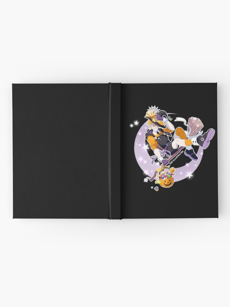 Alternate view of Trick or Treat Hardcover Journal