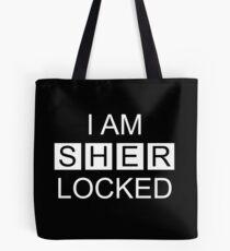 I Am Sherlocked v2.0 Tote Bag