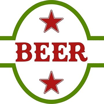 Beer logo by CreamFraiche