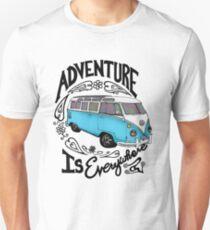 Adventure is Everywhere Unisex T-Shirt