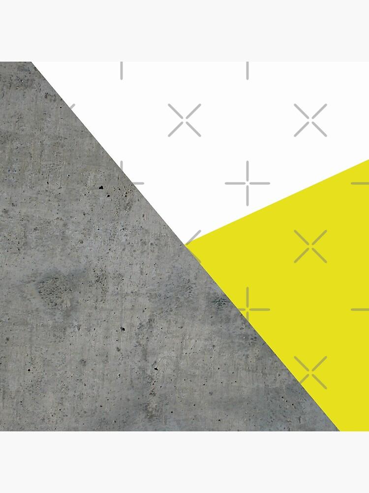 Concrete vs Corn Yellow by by-jwp